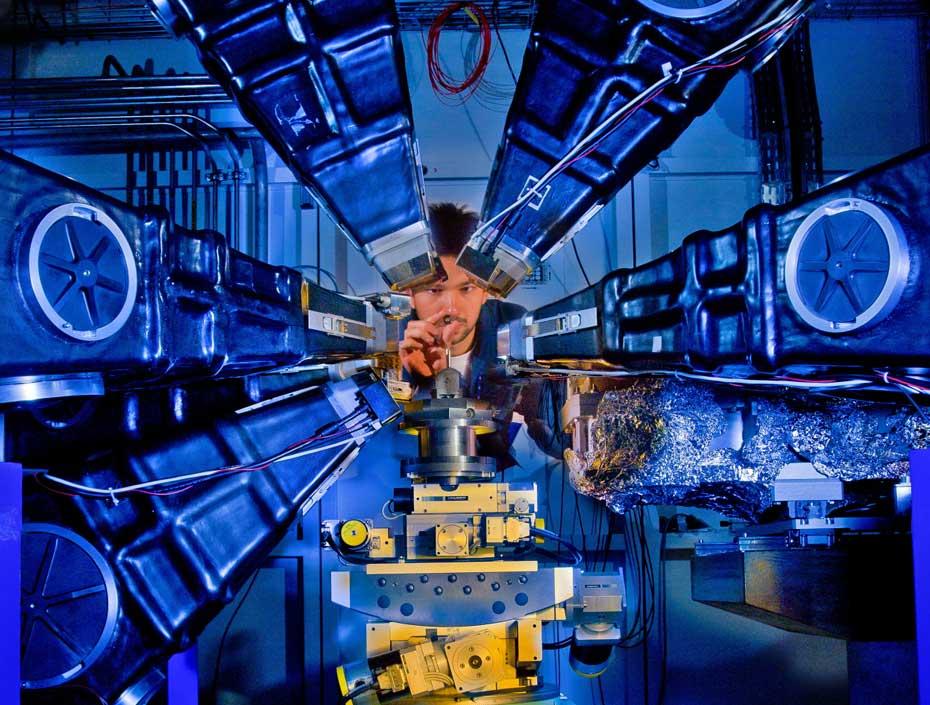 ESRF New Scientific challenges